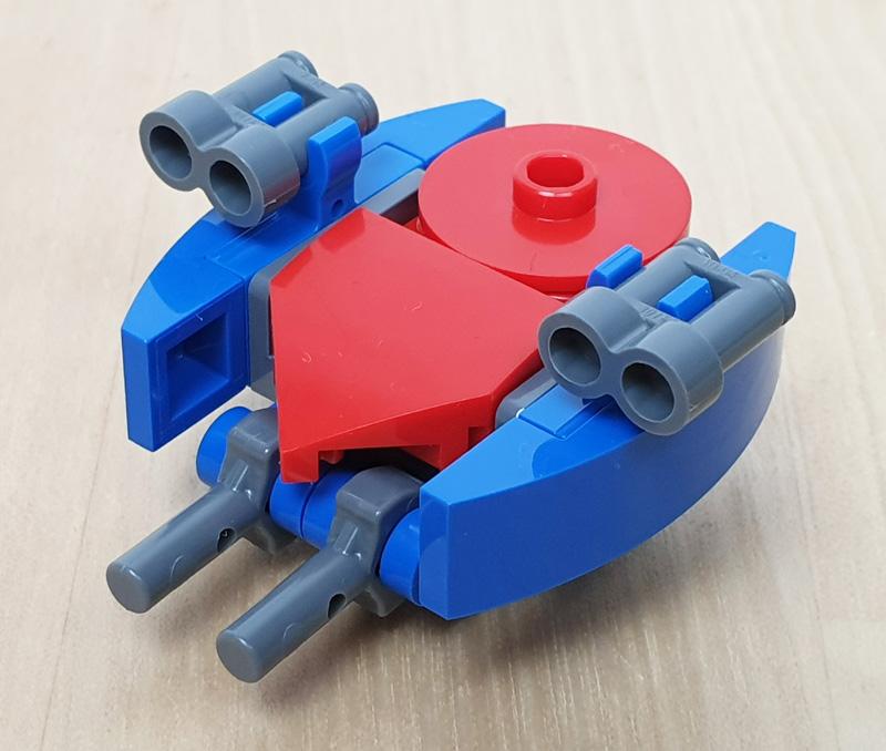 Spider-Man-Drohne Lego Marvel Adventskalender