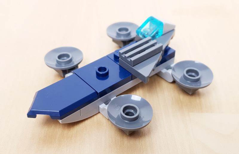 Helicarrier Lego Marvel Adventskalender