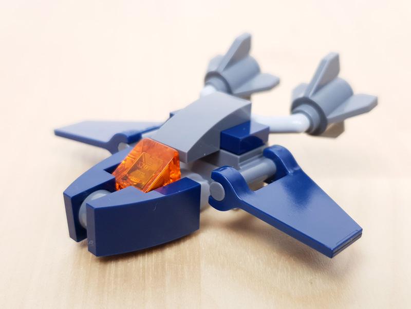 Quinjet Lego Marvel Adventskalender