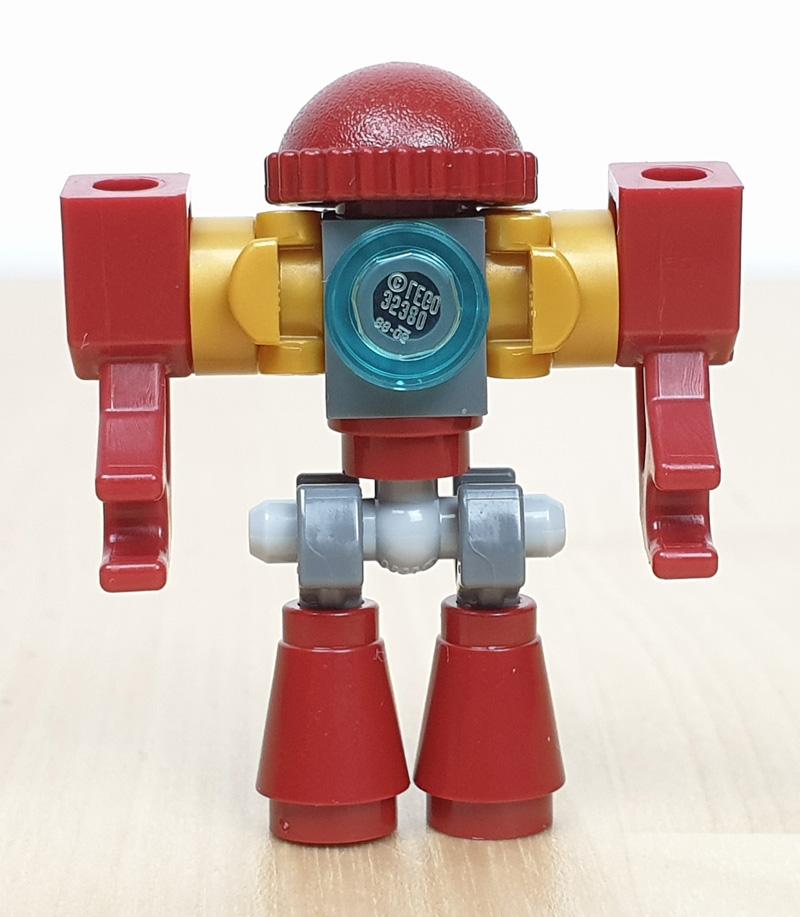 Iron Man Aufziehroboter
