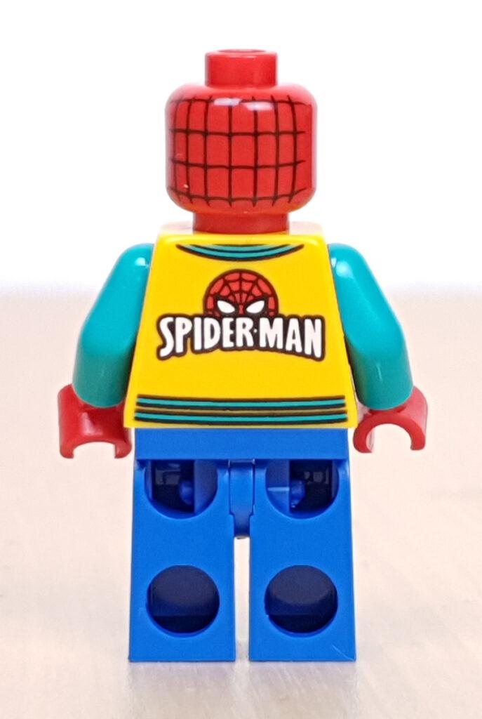 Spiderman Minifigur Lego Marvel Adventskalender