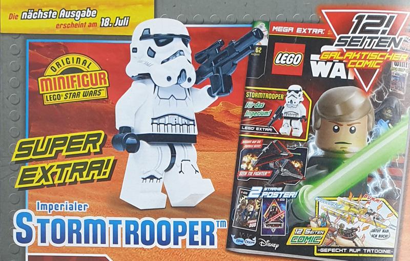 Vorschau Lego Star Wars Magazin 62/2020