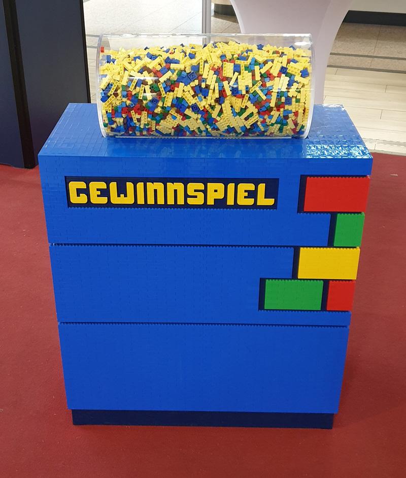 Ausstellung BrickFabrik im Elbe Einkaufszentrum