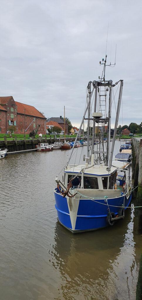 Historischer Hafen von Tönning