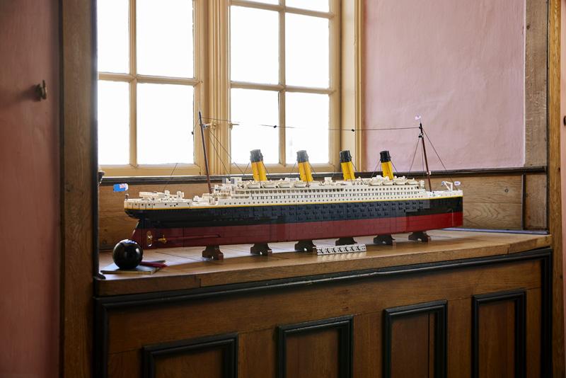 LEGO Titanic 10294