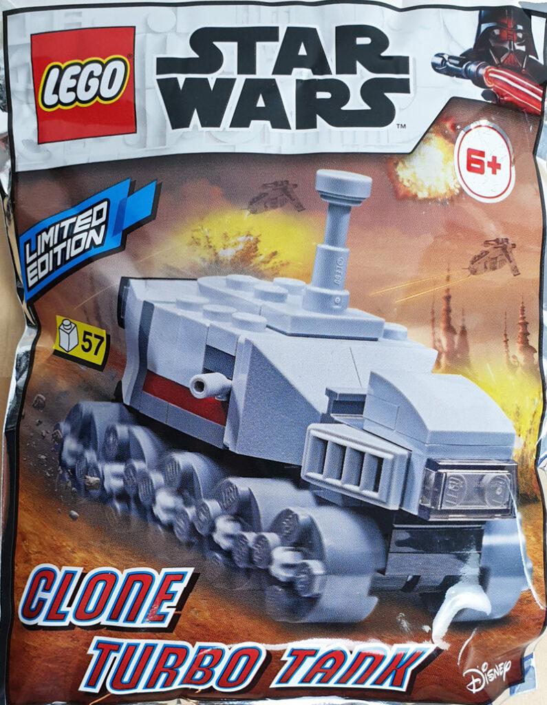 LEGO® Star Wars™ Magazin Nr. 76/2021 Foilpack