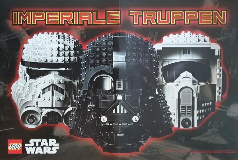 LEGO® Star Wars™ Magazin Nr. 76/2021 Poster
