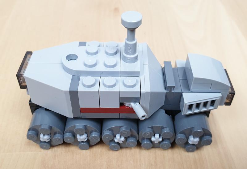 Clone Turbo Tank - Minimodell von LEGO