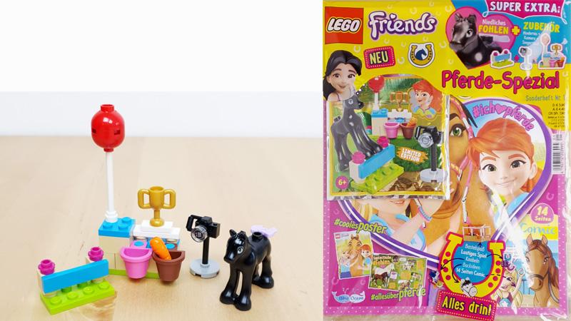 LEGO® Friends Pferde Special 1/2019