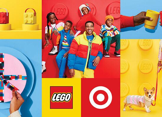 LEGO und Target kooperieren: Hundeleinen und Co. im LEGO-Look