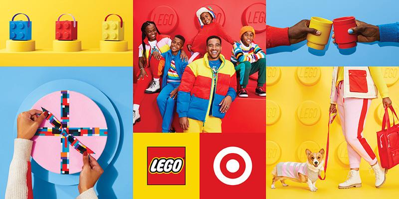 Lego und target Kooperation